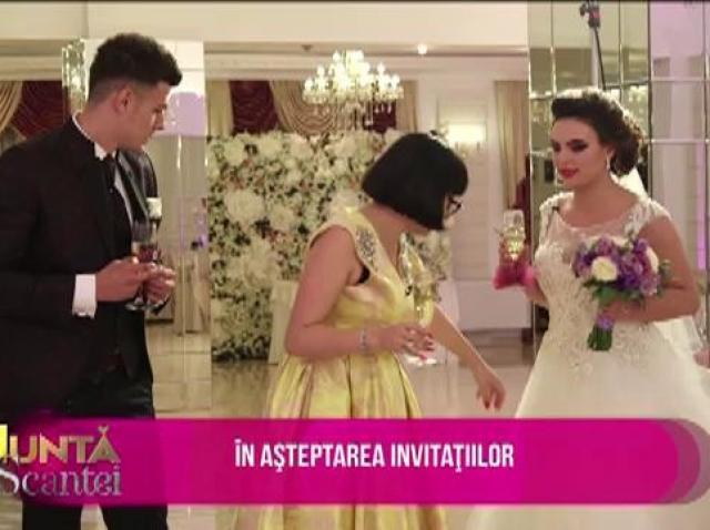 """Scene emoționante la dansul mirilor. Larisa și Laurențiu au strălucit: """"Am fost năpădită de toți invitații"""""""