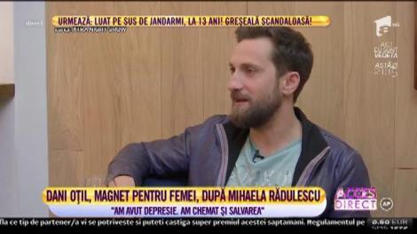 """Matinal, producător, cârciumar. Fire sportivă, dom'le! Dani Oțil, confesiuni despre relațiile sale amoroase: """"Am descoperit foarte puține femei"""""""