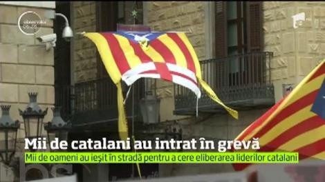 Criza din Catalonia este departe de a se încheia
