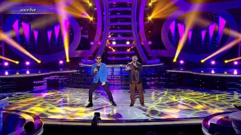"""Pepe și Cezar Ouatu se transformă în Elton John & George Michael - """"Don't Let The Sun Go Down On Me"""""""