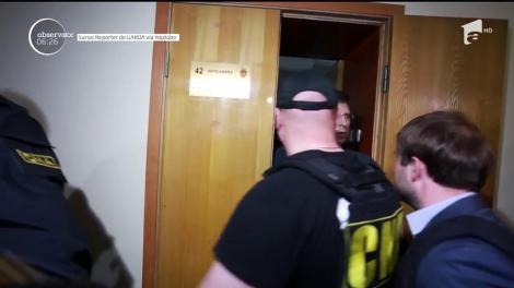 Dorin Chirtoacă, primarul suspendat al municipiului Chişinău, a scăpat de măsura arestului la domiciliu