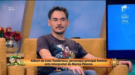"""Liviu Teodorescu are probleme cu fanele? """"Majoritatea fanelor mele încă nu poartă sutien!"""""""