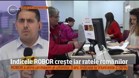 Veşti îngrijorătoare vin pentru români. Cu cât vor crește ratele la bănci