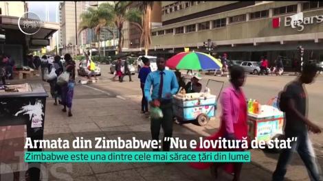 Prietenul dictator al lui Nicolae Ceaușescu, Robert Mugabe, înlăturat de la putere