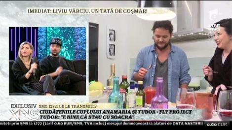 """Tudor Ionescu de la Fly Project: """"Am renunțat la carbohidrați"""""""