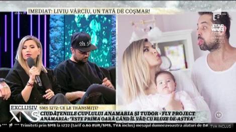 Ciudateniile cuplului Anamaria Stancu şi Tudor Ionescu de la Fly Project