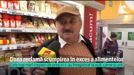 Ministrul Agriculturii: Preţurile pentru unt, carne şi ouă au înregistrat creşteri uriaşe şi nejustificate