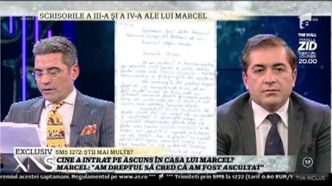 Marcel Toader, scrisoare apel către Primarul Comunei Livezi, Sat Pârâienii de Sus și Şeful de post al Poliţiei Locale