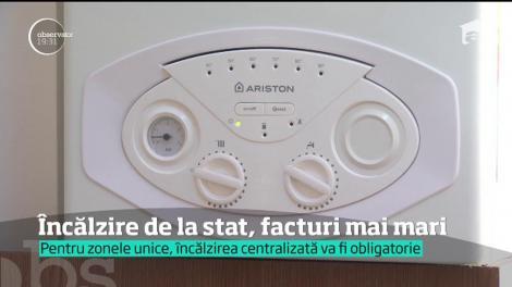 Deputaţii pot să îi lege pe români de calorifer. Debranşarea de la sistemul central de încălzire ar putea fi interzisă prin lege