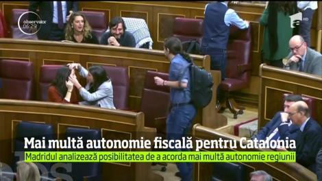 Răsturnare de situaţie în Catalonia