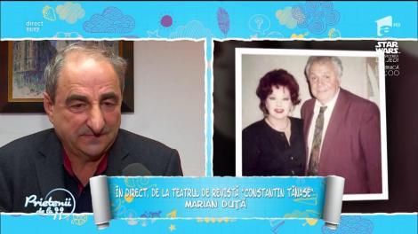 """""""Am dus-o acasă cu mașina. Numai îngerii mor aşa!"""" Mărturii emoționante ale lui Vasile Muraru, colegul de scenă al Stelei Popescu"""