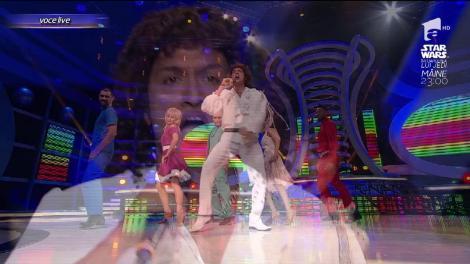 """""""Olé, Olé"""", ce ne-ai făcut Cezare! Concurentul a demonstrat că este un adevărat maestru al transformărilor spectaculoase!"""