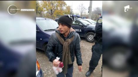 Un taximetrist din Ploieşti a fost ameninţat cu un cuţit după ce i-a cerut unui client să coboare din maşină,