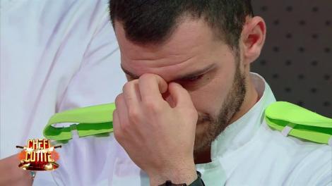 """Ionuţ Chiriţoiu şi Mihai Ionescu au fost eliminaţi! Chef Bontea, un car de nervi! """"Aşa ceva este imposibil. N-ai cum să jurizezi aşa!!!"""""""