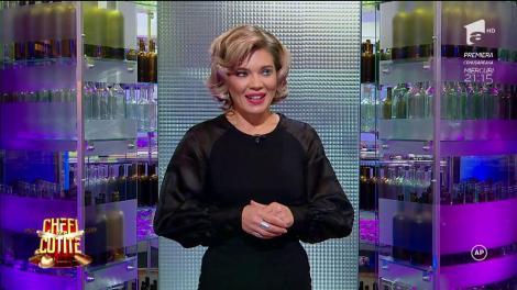 """Chef Scărlătescu se simte neglijat de Gina: În toate cele trei sezoane ai intrat pe uşa aia şi îmi spuneai: """"Bună seara, Cătălin""""! Sezonul IV n-ai facut-o deloc!"""