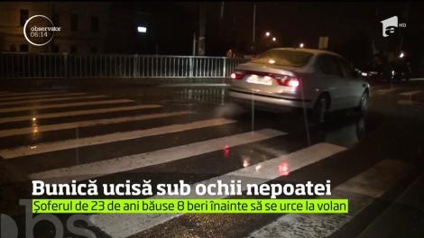 Un şofer de 23 de ani, care s-a urcat băut la volan, a provocat o tragedie pe o stradă din Aiud