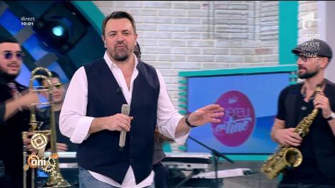 """24 de ani de Antena 1! Horia Brenciu - """"Le-am spus și fetelor"""""""