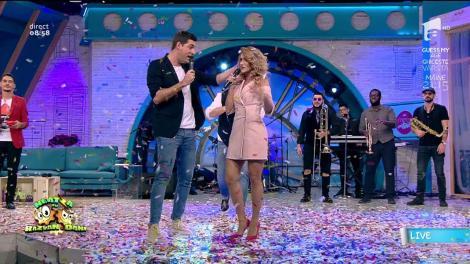 "24 de ani de Antena 1! Iuliana Pepene și Mihai Jurca - ""Obladi Oblada"""