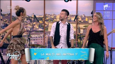 """24 de ani de Antena 1! Diana Munteanu, amintiri din 1993: """"Abia îmi făceam buletinul"""""""