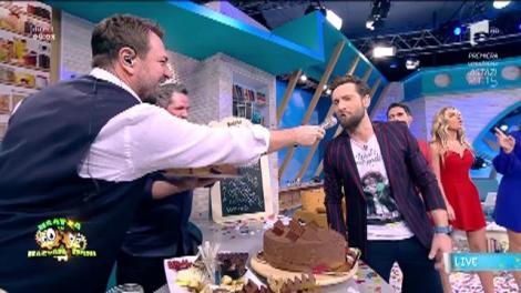 "24 de ani de Antena 1! Horia Brenciu și HB Orchestra - ""De ziua ta"""