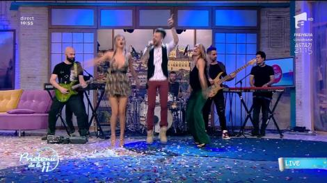 """24 de ani de Antena 1! Florin Ristei, ATUNCI VS. ACUM. Artistul a cântat """"Grace Kelly"""", prima piesă de la X Factor"""