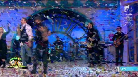 24 de ani de Antena 1! Lidia Buble, Jo și Horia Brenciu cântă live la Neatza cele mai tari piese. Moment de SENZAŢIE!
