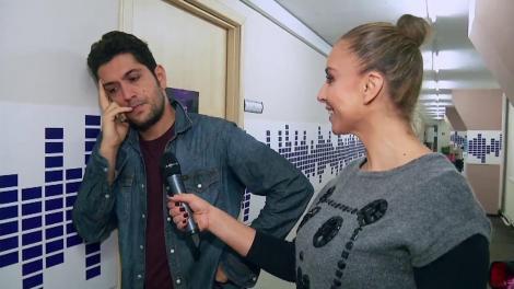 Culise: Cezar Ouatu se pregăteşte să devină Nelu Vlad
