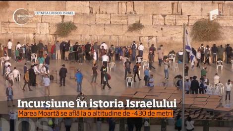 Incursiune în istoria Israelului! Timna Park este un adevărat muzeu în aer liber