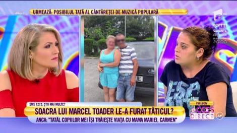 """Anca, tânăra mămică, gravidă în 7 luni: """"Tatăl copiilor mei își trăiește viața cu mama Mariei, Carmen"""""""