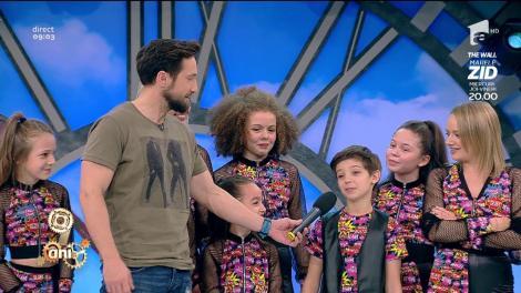 """Dani Oțil, revelație de zile mari pentru puștii de la """"Teo Dance""""! """"Acum toți părinții mă urăsc"""""""