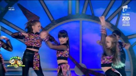 """Trupa de dans """"Teo Dance"""", nebunie în platoul Neatza!"""