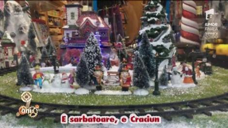 """Lavinia a lansat, la Neatza, melodia """"E sărbătoare, e Crăciun"""""""