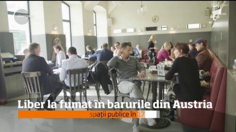 Veste extraordinară pentru fumători! Barurile şi restaurantele au primit undă verde să permită fumatul în incinta lor