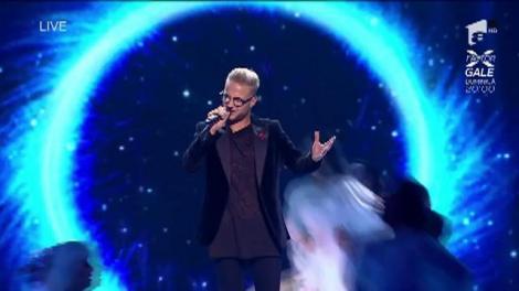 Florin Chilian - Zece. Vezi cum cântă Anton Joseph Banaghan, la prima Gală X Factor!