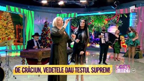 """Margherita & Viorica & Ioniță din Clejani - """"Am pus masa"""""""