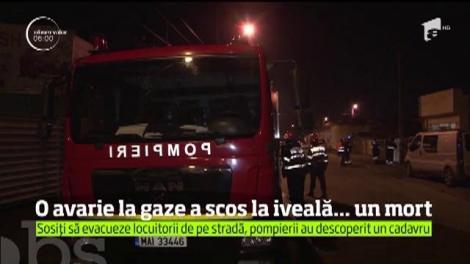 Pompierii din Ploieşti au făcut o descoperire macabră