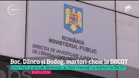 Foşti şi actuali miniştri, dar şi fostul premier Emil Boc, chemaţi să dea explicaţii în dosarul medicului Mihai Lucan