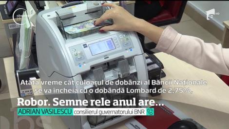 Oficialii BNR au previziuni sumbre pentru românii cu credite în lei. Avertizează că ROBOR ar putea ajunge în curând la 3 la sută