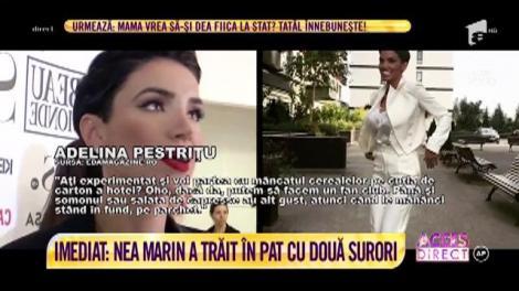 """Adelina Pestriţu s-a mutat în casă nouă: """"Momentan este un haos total în ea"""""""