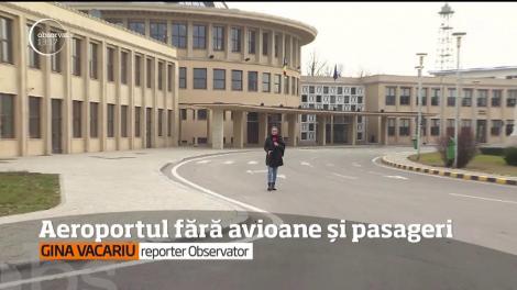 De 6 ani, pe aeroportul Aurel Vlaicu zboară doar aeronave private sau cele ale autorităţilor