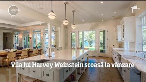 Harvey Weinsten îşi vinde vila din New York cu un milion jumătate mai puţin decât a cumpărat-o
