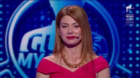 E sau nu următoarea invitata Oana Sârbu! Concurentele o confundă pe Ileana, o femeie de o frumusețe răvășitoare, cu artista