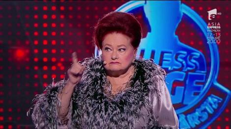 """Cuvintele CUTREMURĂTOARE rostite de Stela Popescu la ultima emisiune de divertisment la care a participat: """"Noi cei care plecăm..."""". Imagini NEDIFUZATE până acum!"""