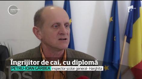 O nouă meserie înfloreşte în România: cea de îngrijitor de cai