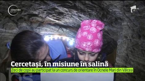 A fost zarvă într-unul din cele mai mari parcuri subterane din România