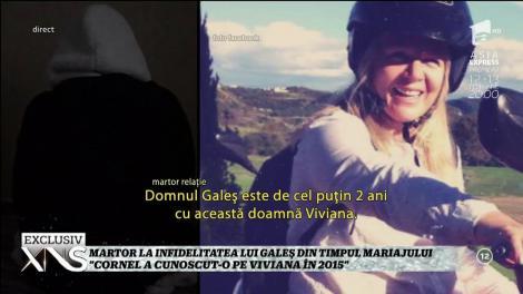"""Martor la infidelitatea lui Corel Galeş din timpul mariajului: """"A cunoscut-o pe Viviana în 2015"""""""