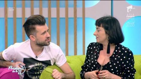 """Ana Morodan are un """"look"""" nou! Florin Ristei: """"Am pantalonii puțin cam lungi, să-mi zici unde te-ai tuns"""""""