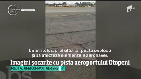 """Cum îți pui viața în pericol, de fiecare dată când zbori de pe Aeroportul Otopeni. Riscurile la care te expui, la decolare și aterizare. Imagini care te vor îngrozi: """"Poate exploda!"""""""