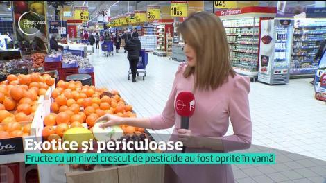 Topul celor mai periculoase fructe exotice de import, consumate de români!Cu un nivel crescut de radiaţii, pline de pesticide, te pot îmbolnăvi grav. Cancerul este favorizat!