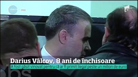 Darius Vâlcov, consilier de stat al premierului Viorica Dăncilă, a fost condamnat la 8 ani de închisoare